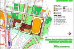 Urbanistické řešení A3 2000